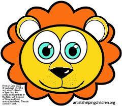lion face - Recherche Google
