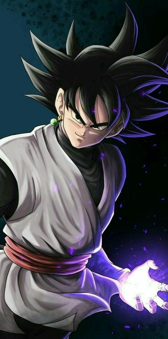 Goku Black Dragon Ball Super Anime Dragon Ball Super Dragon Ball Dragon Ball Super Goku