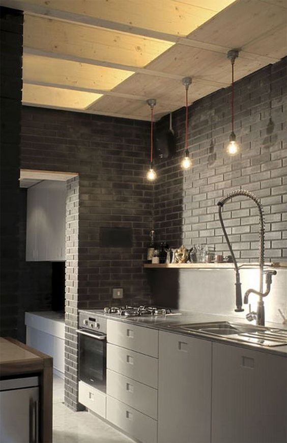 Doing up a Masculine kitchen #kitchen #masculine #masculinekitchen #masculinedesign #masculinedecor #masculinekitchendecor