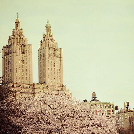 New York City.  Classic.