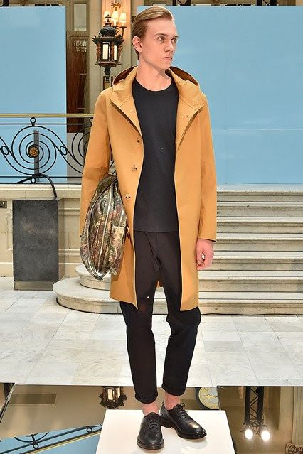 Mackintosh primavera/verano 2017 para London Collections Men | El Blog De Akío