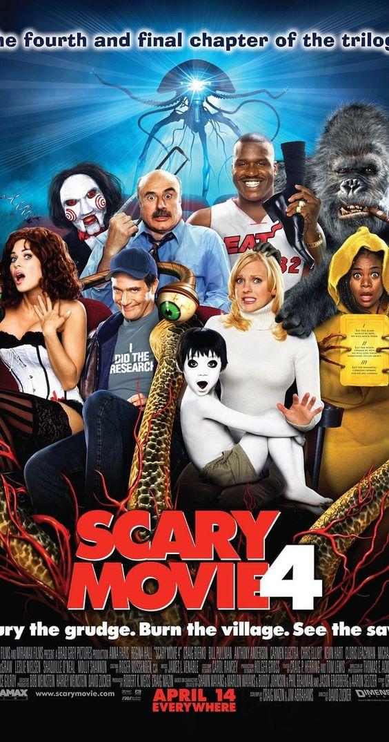 Scary Movie 4 2006 Imdb