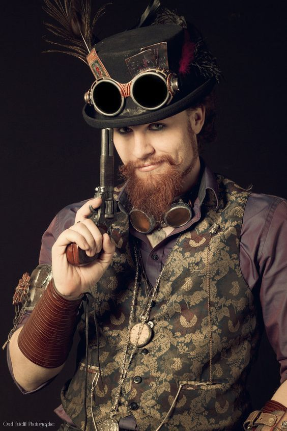 Steampunk Project Ideas DIY Steampunk Clothing and Decor