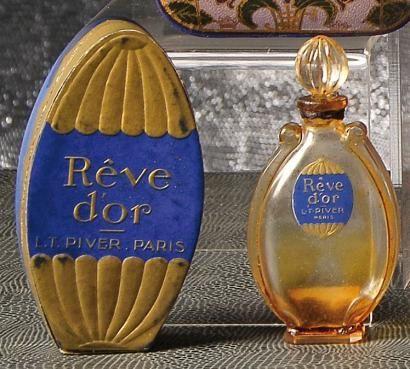 """L.T.PIVER- """"Rêve d'Or"""" - (années 1930)"""