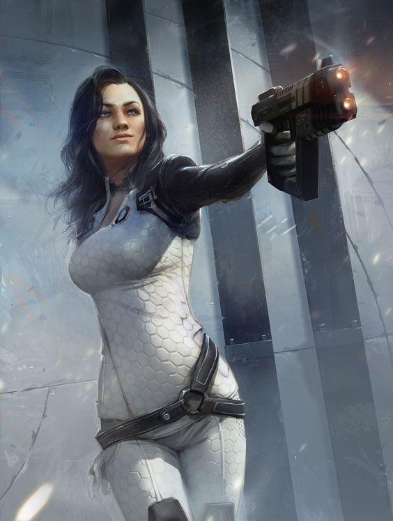 Cool Stuff We Like Here @ CoolPile.com ------- << Original Comment >> ------- Mass Effect Miranda