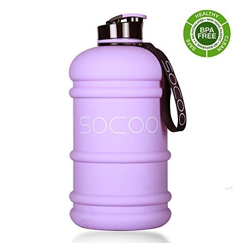 2 Litre Water Bottle Big Us Eastman Tritan Bpa Free Leakproof Wide Mouth Plastic Reusable Dishwasher Safe Gym Water Bottle Big Water Bottle Large Water Bottle