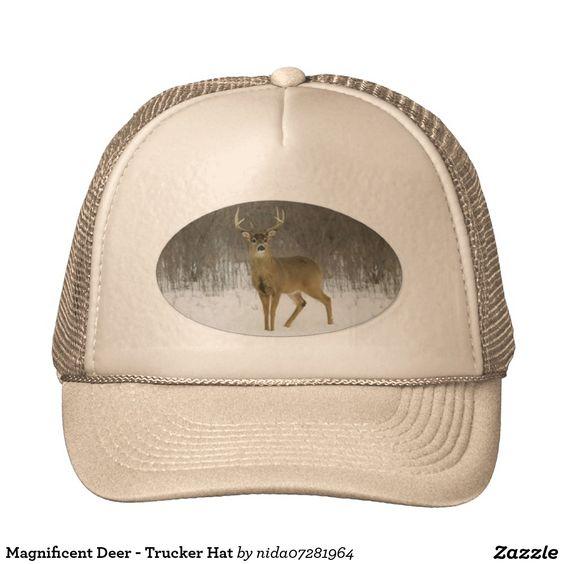 Magnificent Deer - Trucker Hat