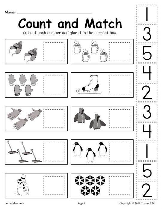 Pin On Preschool Preschool learning worksheets free