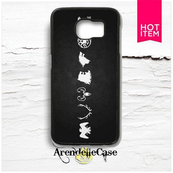 Game Of Thrones Samsung Galaxy S6 Edge Case