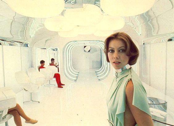 Jenny Agutter in Logan's Run (1976)