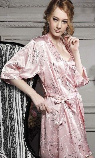 You can get affordable sleepwear made from synthetic materials, but if you really want to invest in yourself and your sleep, go for high-quality fabrics, which will provide comfort and style. When you choose women's sleepwear, you might want to consider buying matching robes, so that you can truly complete your nigh time wardrobe.
