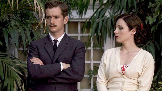 Georgia Moffett & Sean Biggerstaff as Frankie & Bobby - Why Didn't They Ask Evans? (2009)