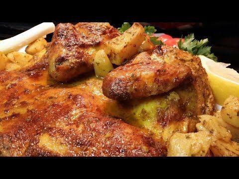 طريقة عمل دجاج شواية