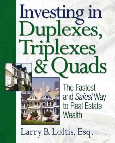 Investing in Duplexes, Triplexes, & Quads: The Fastest And Safest Way to Real Estate Wealth  ........................................................ Please save this pin... ........................................................... Because For Real Estate Investing... Visit Now!  http://www.OwnItLand.com