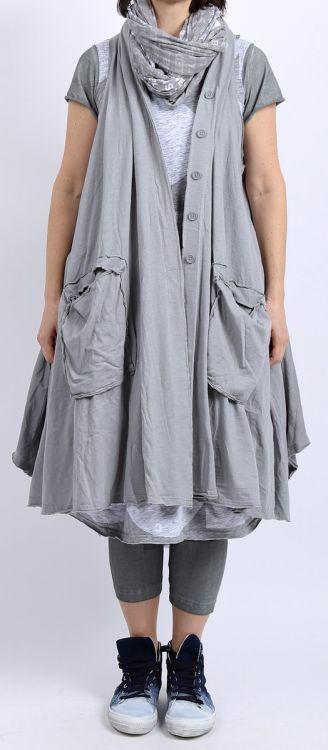 rundholz black label - Shirt Jersey Kurzarm cool mint - Sommer 2016 - stilecht - mode für frauen mit format...
