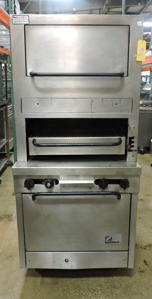 Southbend 32 40c Commercial Upright Radiant Broiler Southbend