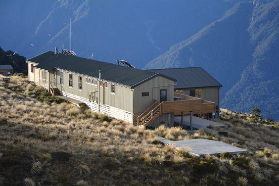 Luxmore Hut