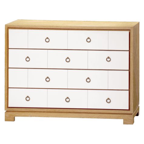 $2,104. Berkeley 4-Drawer Brickfront Dresser. Buy on Dezignable.com