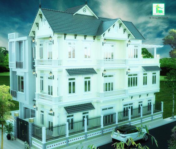 Thiết kế nhà phục vụ thi công đầu xuân tại Thái Bình giá chỉ từ 60.000đ/m2