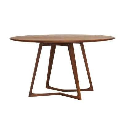 Zeitraum Esstisch Rund Twist Walnuss Runder Kaffeetisch Wohnzimmertische Esstisch Oval