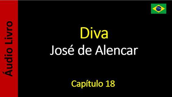 José de Alencar - Diva - Capítulo 18