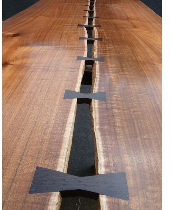 Live Edge Table Tim O Brien And Fine Woodworking On Pinterest