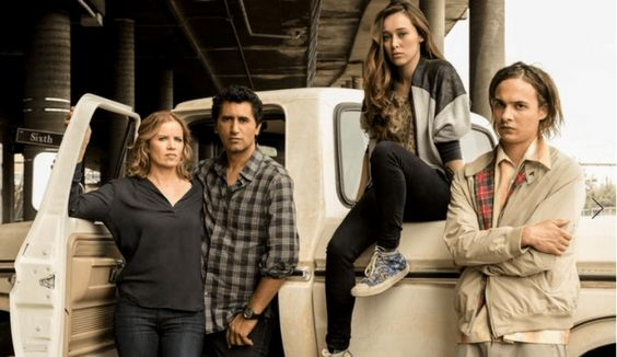 'Fear The Walking Dead': New Promo Picture And Cast Member