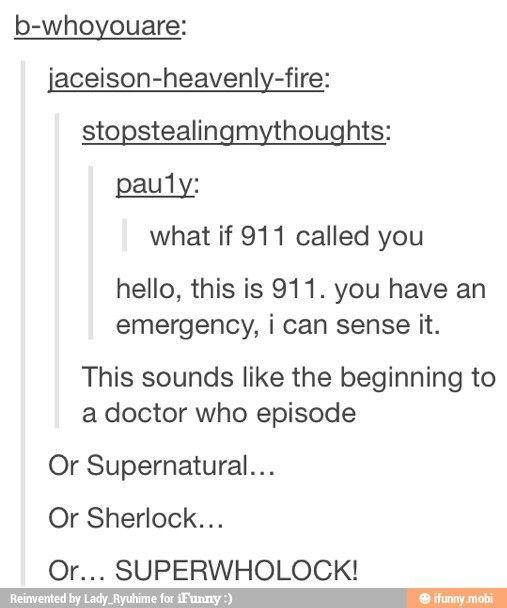 Superwholock