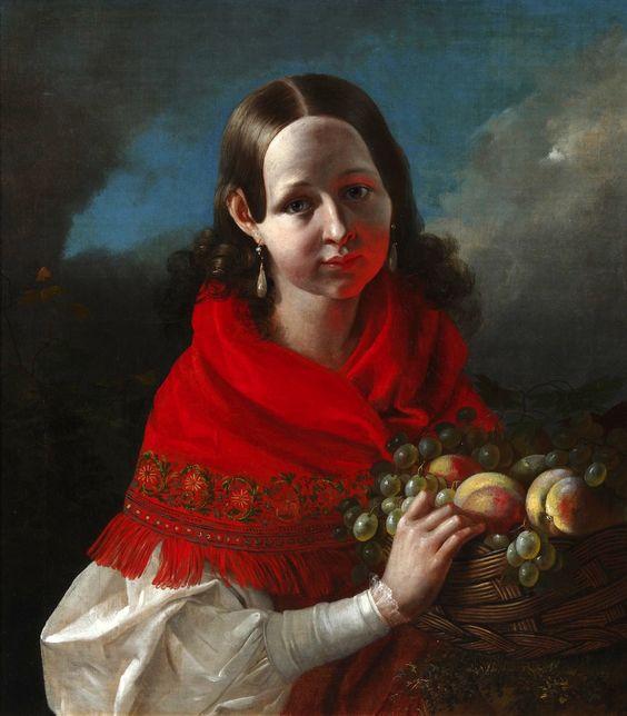 Ivan Khrutsky (1810 – 1885) – Pintor Polonês_10