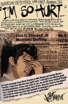 Saturday September 14th,1957 #ElvisSerendipity #Elvis #Presley Elvis Presley the King of Rock and Roll
