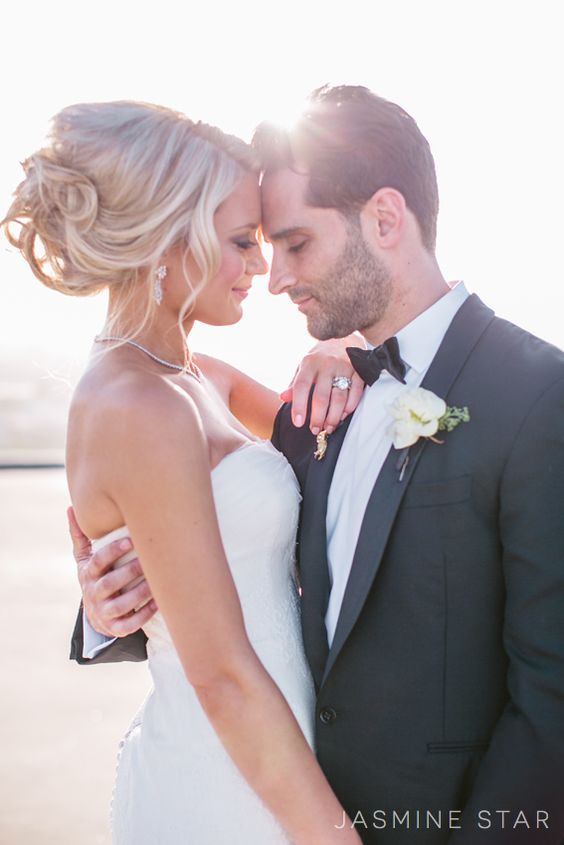 Four Seasons Beverly Hills Wedding : Danielle and Randy - Jasmine Star Blog                                                                                                                                                     More
