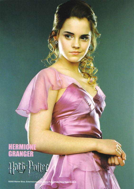 Emma Watson That Dress From Goblet Of Fire 3 Jpg Emma Watson That Dress From Goblet Of Fire Hermine Granger Hermine Harry Potter Hermione