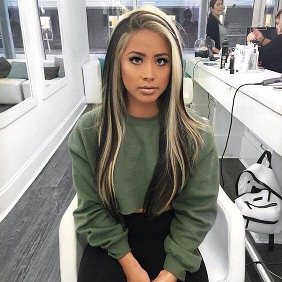 Pin By Abbie Jackson On Cars Bikes Rock N Roll In 2020 Hair Color Streaks Hair Streaks Blonde Streaks
