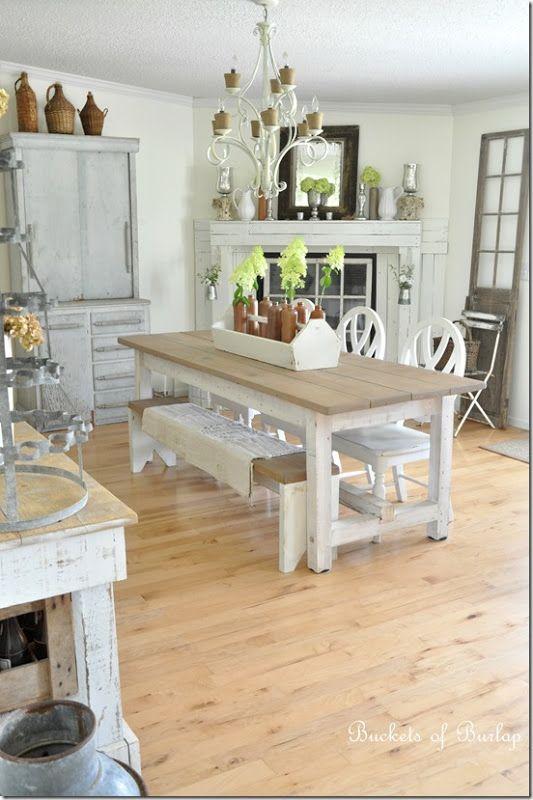 dining room tablon quincho