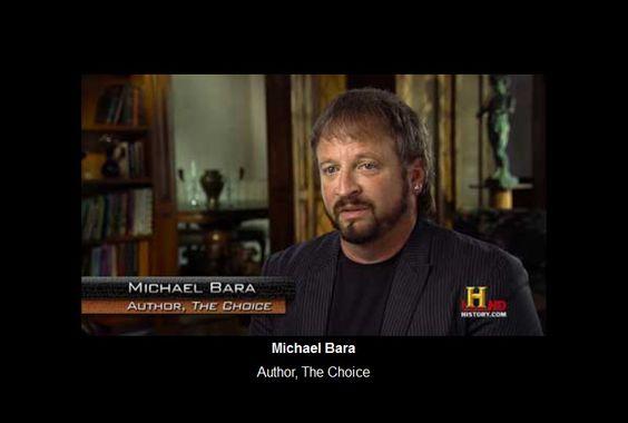 Michael Bara Author THE CHOICE