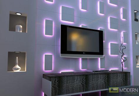 Modern Design Led Lit 3d Wall Panel Led 3dwalldecor Led 3dboard Led 3d Wall Panel Tv Wall Design Wall Lamp Design Wall Art Lighting
