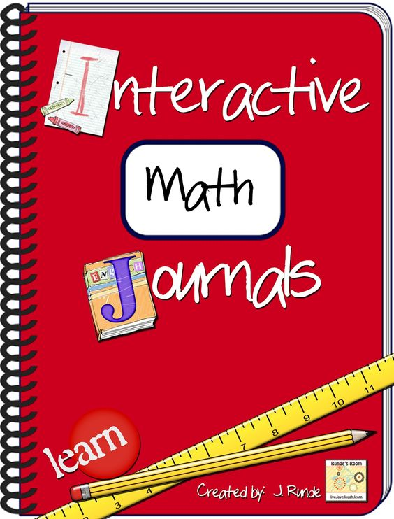 Awesome ideas for Interactive Math Journals $14.99- Aligned to Common Core 4-8