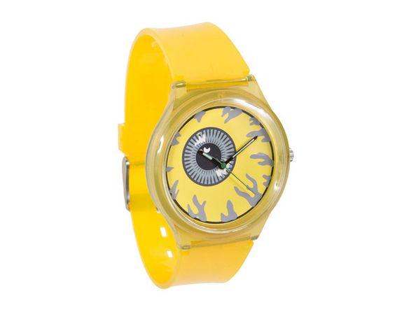 Mishka Keep Watch-Yellow