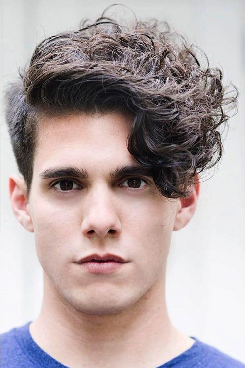 55 Sexiest Short Curly Hairstyles For Men Menshaircuts Com Curly Hair Men Men S Curly Hairstyles Medium Hair Styles