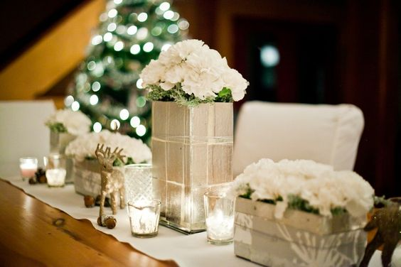 Share Tweet + 1 Mail I love this fun, glittery holiday fete shared by the lovely Kate of Beautiful Days. I've shared a ton ...