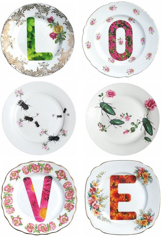 Make you're own decorative Plates!