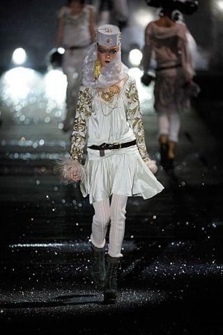 John Galliano @ Paris Womenswear A/W 10 - SHOWstudio - The Home of Fashion Film