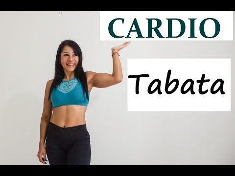 Cardio Para Quemar Grasa En Todo El Cuerpo En 4 Minutos Rutina 617 Dey Palencia Reyes Tabata Cardio Para Quemar Grasa Tabata Entrenamiento Cardiovascular