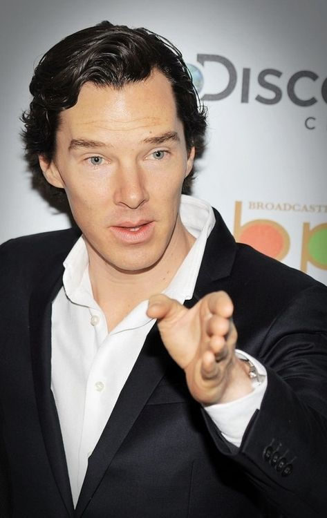 .. Benedict Cumberbatch.