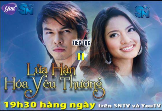 Lửa Hận Hóa Yêu Thương - Thái Lan