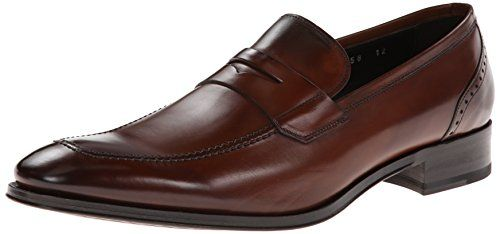 To Boot New York Men's Moore Slip-On Loafer,Parma Teak/Brown