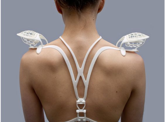 Seed Of Life corset by ThreeForm    http://www.shapeways.com/model/501116/seed_of_life_corset.html