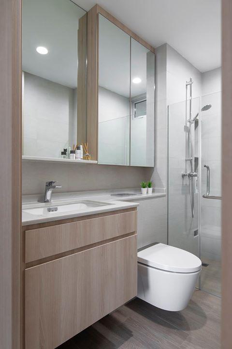 Carpenters Interior Design Singapore Bto Design Hdb Resale Design Condominium D Interior Design Singapore Condominium Interior Design Bathroom Interior Design