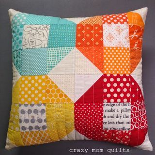 Shoo fly pillow and a BIG finish