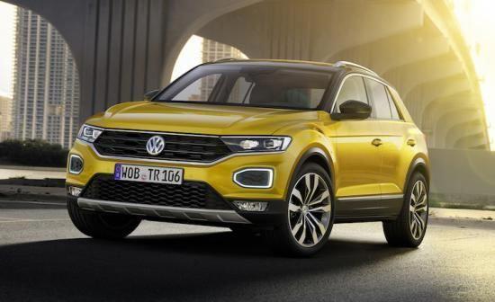 Hete Volkswagen T Roc R Krijgt 300 Pk Customvwbrasilia Volkswagen Audi Cars Volkswagen New Car